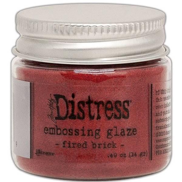 Tim Holtz - Distress Embossing Glaze - 70979 - Fired Brick