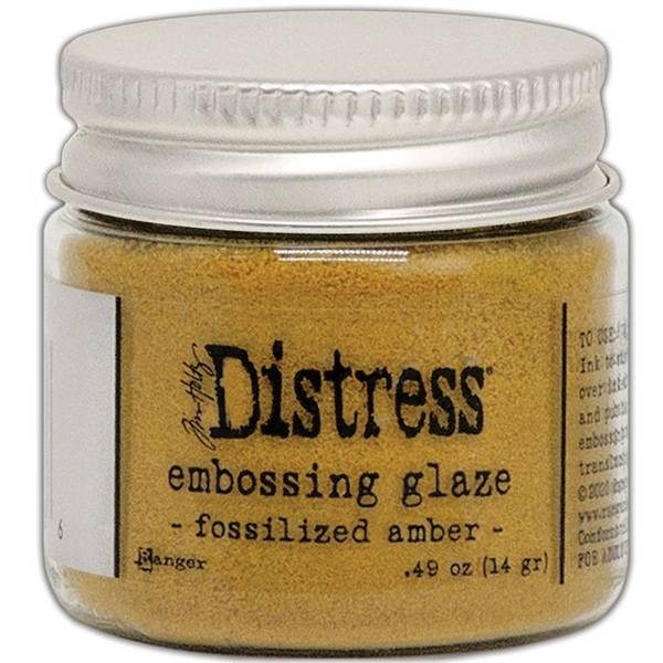 Tim Holtz - Distress Embossing Glaze - 70986 - Fossilized Amber