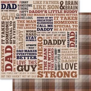 Bilde av Bella! - 12x12 - FAM21 - Family Man - Quotes