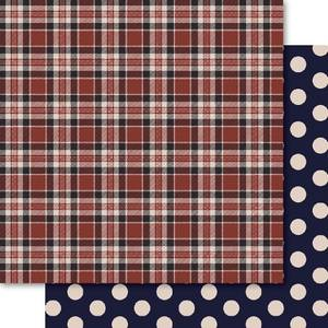 Bilde av Bella! - 12x12 - FAM38 - Family Man - Plaid