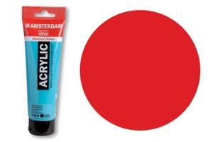 Bilde av Amsterdam - Acrylic Standard - 120ml - 315 PYRROLE RED