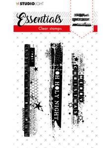 Bilde av Studiolight - 470 - Stamps - A7 - Essentials clear stamps