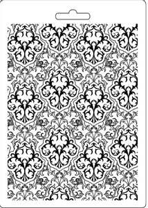 Bilde av Stamperia - Soft Mould - A5 - 546 - Wallpaper