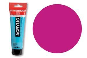 Bilde av Amsterdam - Acrylic Standard - 120ml - 577 PERMANENT RED VIOLET