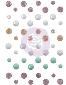 Bilde av Prima - 996543 - Say it in crystals - Sugar Cookie Christmas 48s