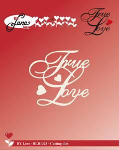 Bilde av By Lene - Dies - BLD1328 - True Love