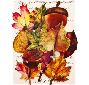 Bilde av Prima - 635626 - Flowers - Fabric Leaves - Fall Pine
