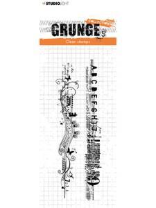 Bilde av Studiolight - 455 - Stamps - 14,8x5,2cm - Grunge collection