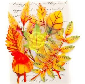 Bilde av Prima - 635657 - Flowers - Fabric Leaves - Autumn Maple