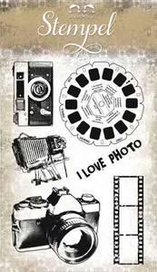 Bilde av Papirdesign - Stempel - PD13800 - Kamera