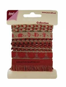 Bilde av Joy Crafts - 6300-0338 - Handmade Ribbons - 5 à 90cm