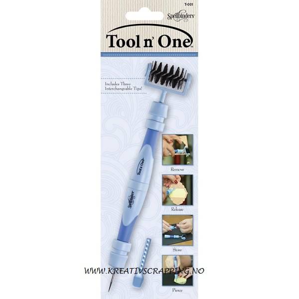 Spellbinders - T001 - Tool 'n One