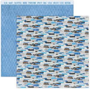 Bilde av Papirdesign PD15994 - Hell Og Lykke - KLOK OG TALENDFULL