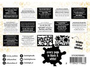 Bilde av Studiolight - Sticker Pad - Art By Marlene - Artsy Arabia Quotes