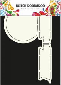 Bilde av Dutch Doobadoo - 470.713.591 - Card Art - Snowglobe