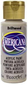 Bilde av Americana Acrylic Paint - Driftwood - Opaque 2oz