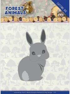 Bilde av FIT - Dies - ADD10235 - Amy Design - Bunny
