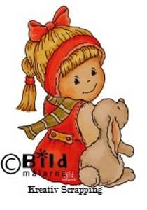 Bilde av Bildmålarna - Mimosa - Waiting for Santa
