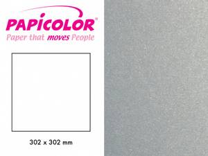 Bilde av Papicolor - Kartong - 12x12 - 334 - Metallic - Silver