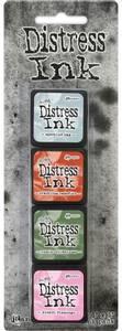 Bilde av Distress Mini Ink Pad Set - Kit 16