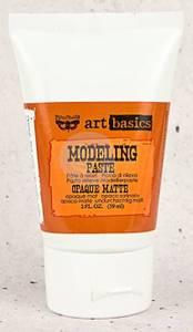 Bilde av Finnabair - 962975 - ArtBasic - Modeling Paste - Opaque Matte
