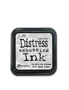 Bilde av Tim Holtz - Distress Embossing Ink Pad - Clear