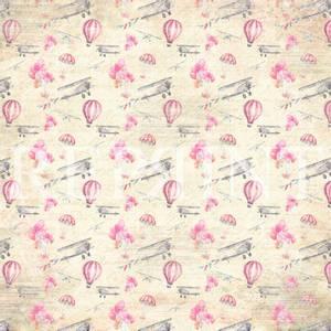 Bilde av Reprint - 12x12 - RP0330 - Springtime - Balloons