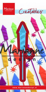 Bilde av Marianne Design - Creatables - LR0503 - Fireworks Rocket