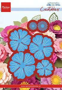 Bilde av Marianne Design - Creatables - LR0546 - Anja's beautiful flower