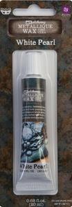 Bilde av Finnabair - 968380 - Art Alchemy Metallique Wax - White Pearl