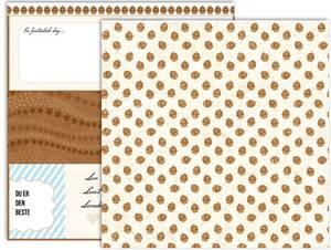 Bilde av Papirdesign PD14912 - Marias verden - Sjokolademuffins