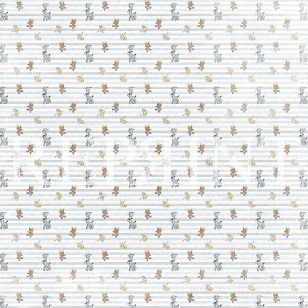 Reprint - 12x12 - RP0338 - It´s a boy - Giraffe