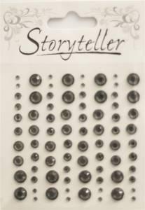 Bilde av Storyteller - Bling ST-009520 - Grå