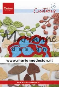 Bilde av Marianne Design - Creatables - LR0622 - Tiny's Blackberries