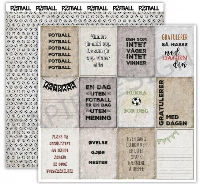 Papirdesign PD17267 - Dagen er din - Vinnere