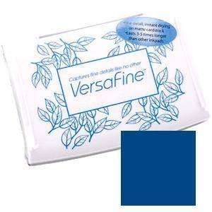 Bilde av Tsukineko - VersaFine - Pigment Ink Pad - 18 - Majestic Blue