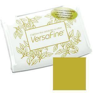 Bilde av Tsukineko - VersaFine - Pigment Ink Pad - 62 - Spanish Moss