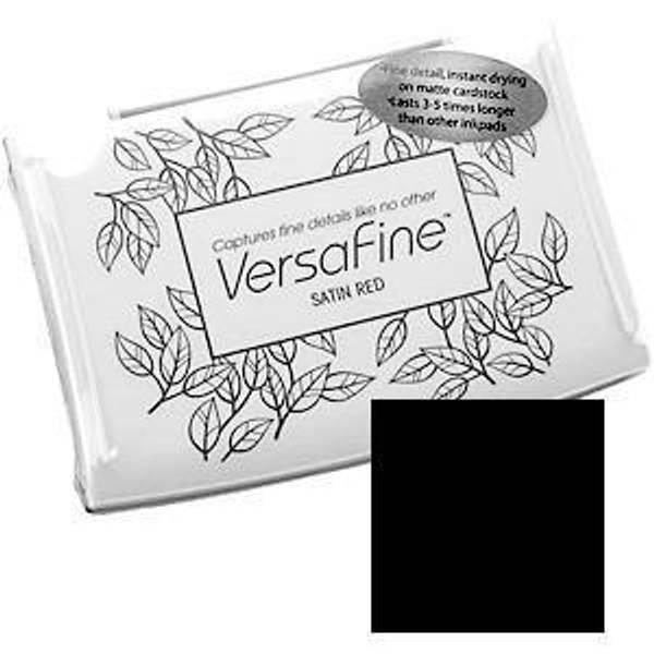 Tsukineko - VersaFine - Pigment Ink Pad - 82 - Onyx Black