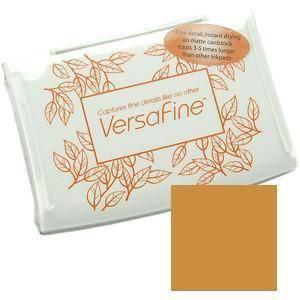 Bilde av Tsukineko - VersaFine - Pigment Ink Pad - 52 - Toffee