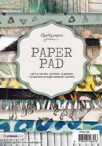 Bilde av Studiolight -  105 - PaperPad 14,8x21cm - PPSL105