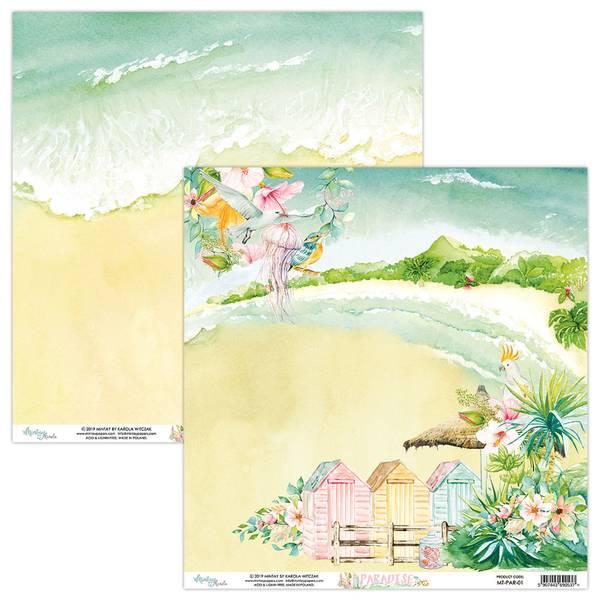 Mintay - PAR - 12x12 - Paradise - 01