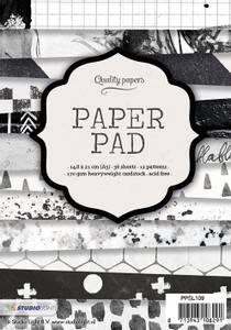 Bilde av Studiolight -  109 - PaperPad 14,8x21cm - PPSL109