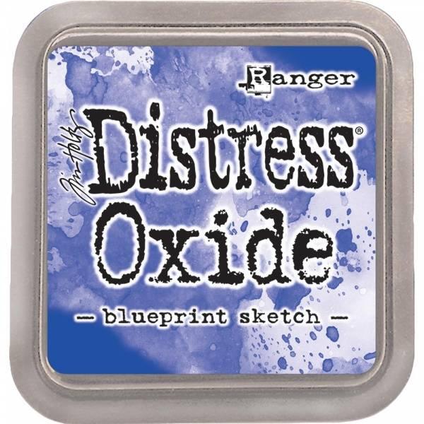 Distress Oxide Ink Pad - 55822 - Blueprint Sketch