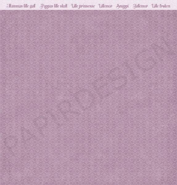 Papirdesign PD17281 - Velkommen lille venn - Bamse Brakar