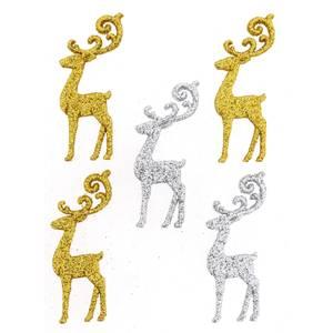 Bilde av Dress it up - Buttons - 9076 - Jul - Elegant Reindeer