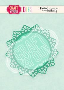 Bilde av Craft & You - Dies - CW103 - Doily 1