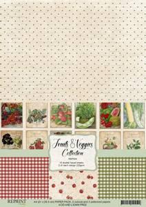 Bilde av Reprint -  A4 - RBP004 - Fruits & Veggies Collection Pack A4