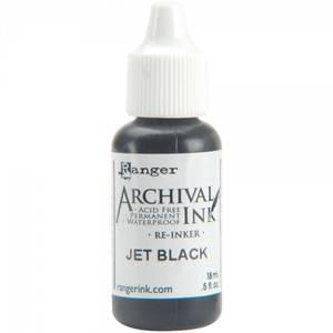 Bilde av Ranger - Archival ink - Reinker - Jet Black