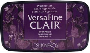 Bilde av Tsukineko - VersaFine CLAIR - Ink Pad - 152 - Monarch
