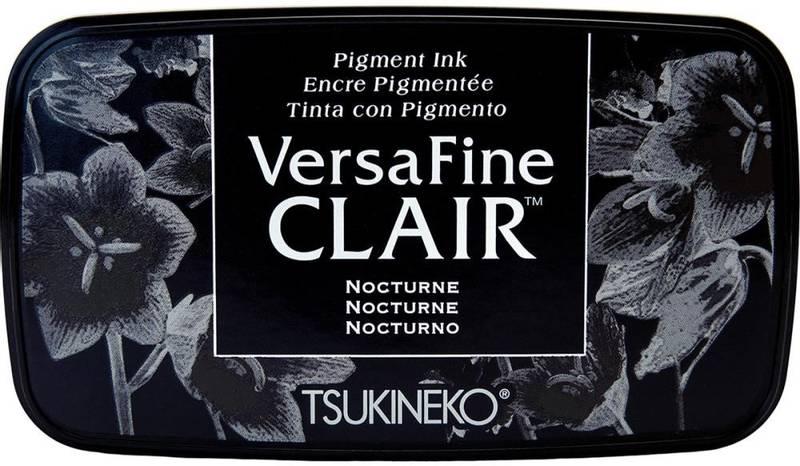 Tsukineko - VersaFine CLAIR - Ink Pad - 351 - Nocturne